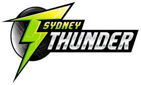 The Sydney Thunder!!!