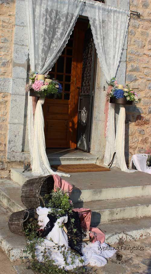 Στολισμός εκκλησίας - Weddingfairytales.gr