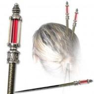 Haemoglobal Sublimation Chamber Hair Sticks
