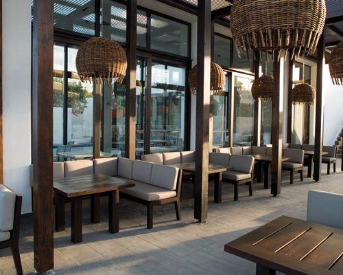 Eauzone Spa Restaurant