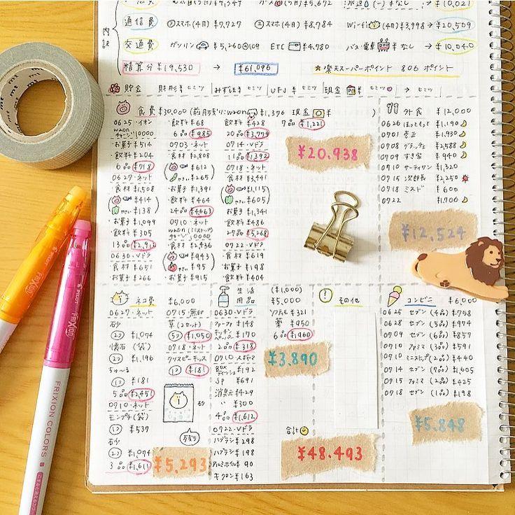 *㋆㏷ (sun)* 🐄 #yuikake ✩⃛ 家計簿 07月分🍽 ₀₆₂₄ - ₀₇₂₄ 〆 ❁食費🍳 ¥20,938 ⬇︎ ❁外食🍝 ¥12,524 ⬆︎ ❁猫費🐈 ¥5,293 ⬆︎ ❁日用品🛀 ¥3,890 ⬆︎ ❁コンビニ🍰 ¥5,848 ⬆︎ →→→合計🏠 ¥48,493 ⬇︎ * 今月もお疲れ様でした〜👏🏻✨ 今月食費が安い!°˖✧◝(⁰▿⁰)◜✧˖° ネットスーパー意外といいかも〜! 金額考えて買えるから 「買いすぎたー😱」とかなくて済む🙃 さて、また1ヶ月頑張ろ!👶🏻💓 * ※フォーマット使用の際はタグ付けお願いします → #ゆちこねこ家計簿 #家計簿#housekeepingbook#レシート#お金の管理#ノート#マスキングテープ#マステ#maskingtape#ほぼ日手帳もどき#ほぼ日#ほぼ日手帳#食費#生活費#hobonichi#hobonichitecho