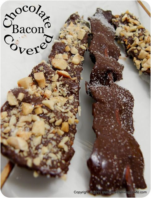 Chocolate Covered Bacon (w/pic) - Low Carb Friends