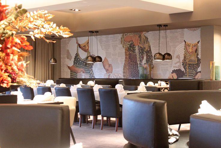 Van der Valk hotel in Hengelo, the Netherlands Design: Katarina Stupavska. Concept: Marco Bolderheij