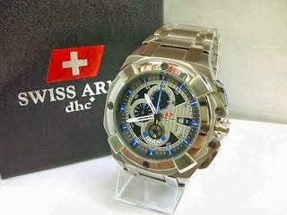 Jam Tangan Swiss Army 8757 Silver White / RP 800,000 | BB : 21F3BA2F | SMS :083878312537