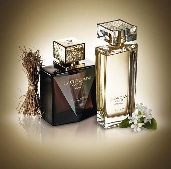 Noile parfumuri Oriflame: Giordani Gold Original & Giordani Gold Man