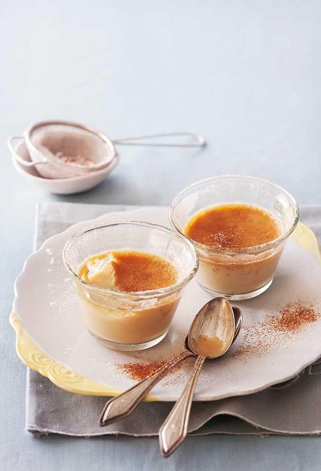 Rooibos custard creams