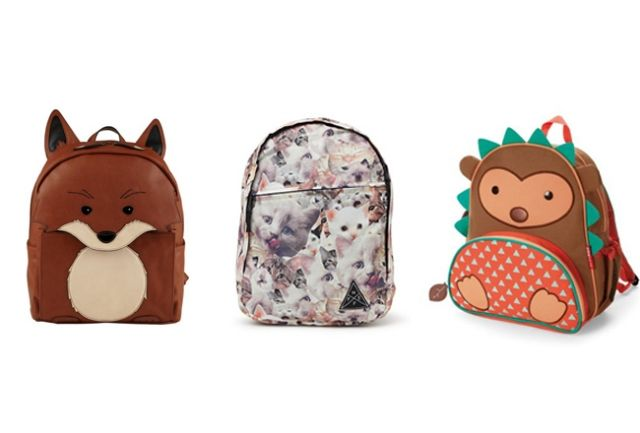 Inspired By Critters | Our Favourite Back To School Backpacks | The Baby Post