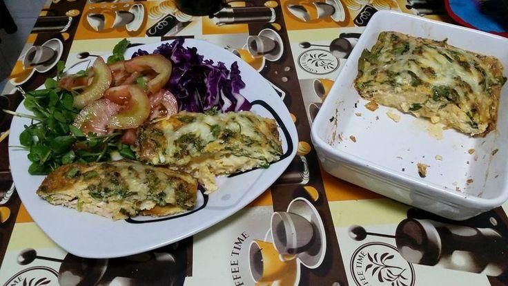 Paleo XXI | Omelete no forno