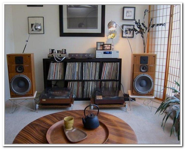 17 best ideas about ikea vinyl storage on pinterest for Meuble audio ikea