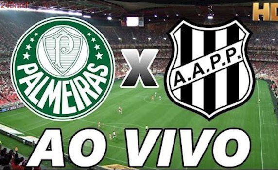 Assistir Palmeiras x Ponte Preta Ao Vivo EM HD 22/04/2017
