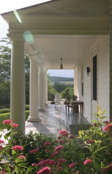 farmhouse porch | Farmhouse-porch-view