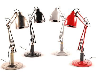 """Check out new work on my @Behance portfolio: """"Anglepoise lamp history"""" http://be.net/gallery/50087225/Anglepoise-lamp-history"""