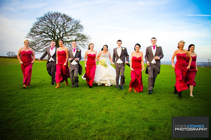Wedding Photography at Heaton House Farm | Mark Clowes Wedding Photography
