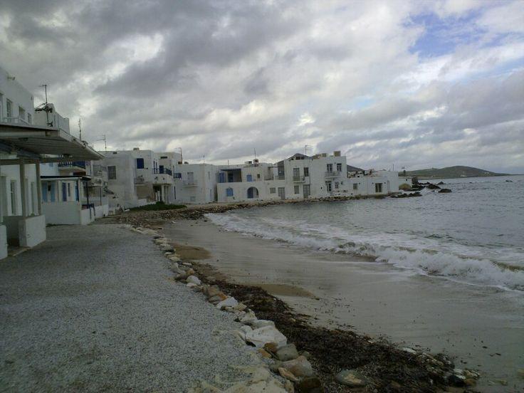 Naoussa of Paros
