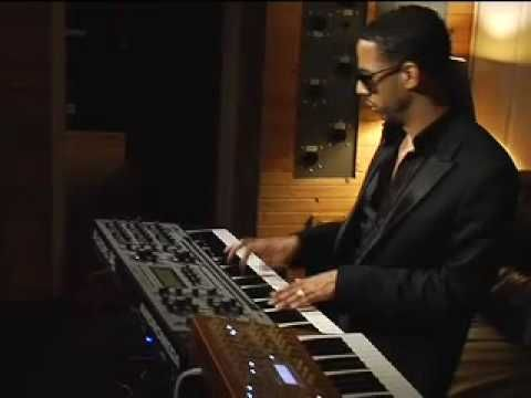 ryan leslie makes addiction    The song is not my favorite, but he is like a genius mad scientist in the music studio!  1 mo