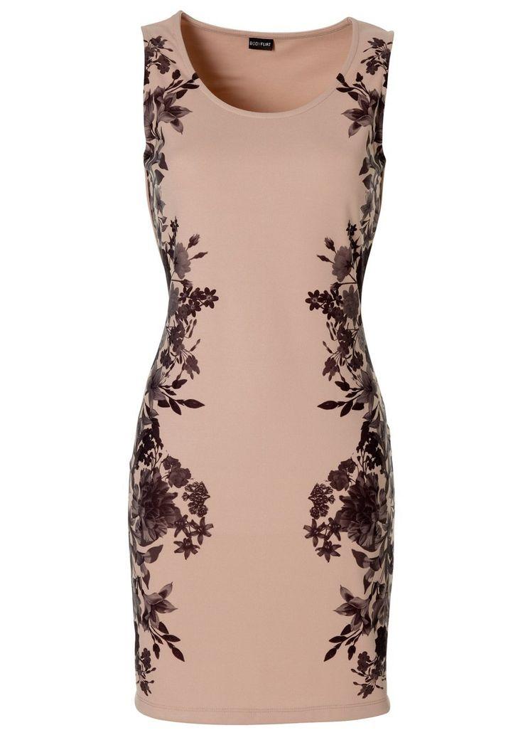 Šaty s kvetinovou potlačou Oslňujúco • 22.99 € • Bon prix