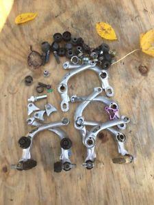 a lot vintage old school bmx brakes dia compe ad 990 fs 990