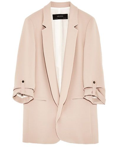 LONG BLAZER-BLAZERS-WOMAN | ZARA United States