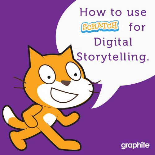 Digital storytelling involves combining digital media (images, voice narration, music, text, or motion) to tell a story. Over the past few years, digital storytelling has become an increasingly popular and effective way for students to meet a range of learning goals in the classroom.Scratch, a...