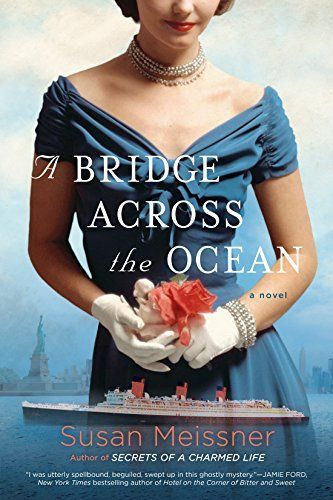 A Bridge Across the Ocean by Susan Meissner // I love SM so I didn't even read the description of this book and was NOT expecting a ghost story! I really enjoyed the different time period stories. It was chilling, moving and heart-warming at the same time.