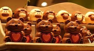 Afbeeldingsresultaat voor chocolade beertjes