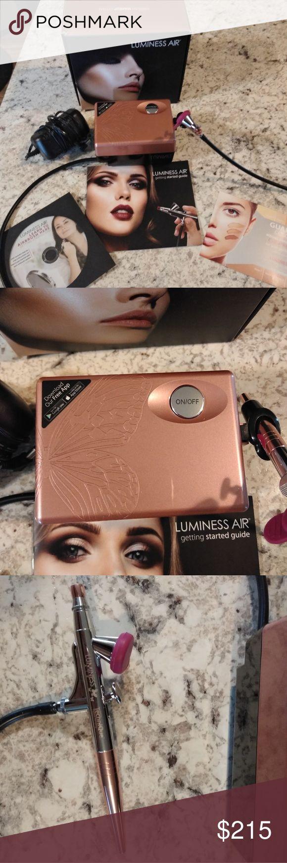 Luminess airbrush makeup system Luminess Air airbrush