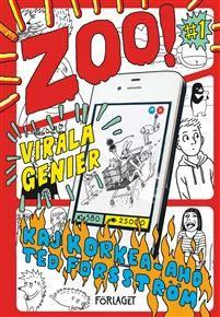 http://www.adlibris.com/se/organisationer/product.aspx?isbn=9523330764 | Titel: ZOO: Virala genier - Författare: Kaj Korkea-aho, Ted Forsström - ISBN: 9523330764 - Pris: 139 kr