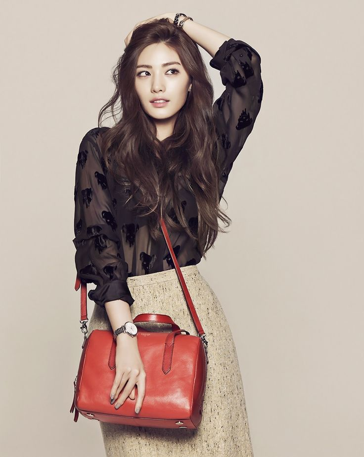 Nana After School Fossil Fall Winter 2014 Marie Claire December 2014