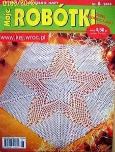 Every Robotki magazine! all free patterns