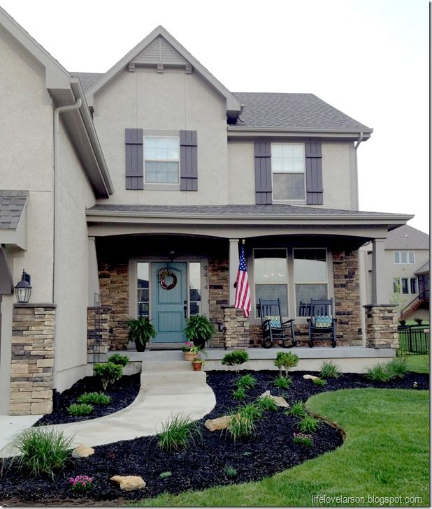 17 Small Front Yard Landscaping Ideas To Define Your Curb: 17 Best Images About Curb Appeal On Pinterest