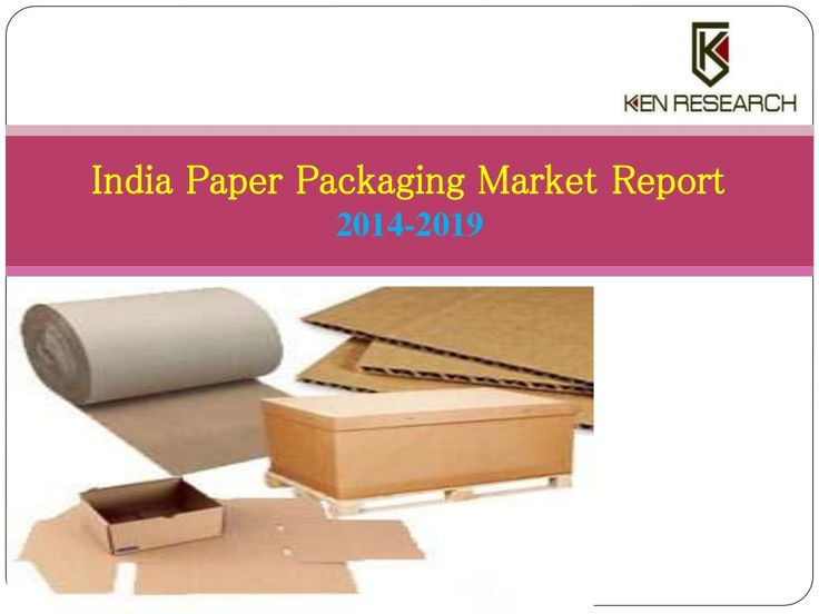 Paper Market - India Folding Carton and Corrugated Box Industry Report by kenresearch
