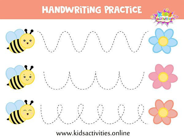 Tracing Lines Worksheets For Preschool Free Printable Kids Activities Printable Activities For Kids Free Preschool Preschool Tracing