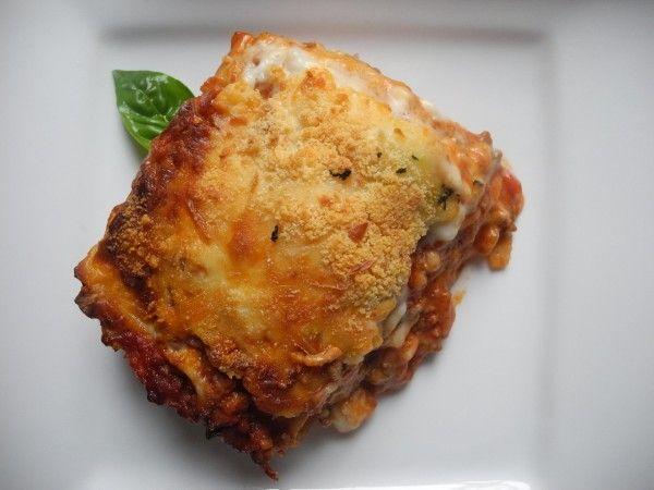 The Best Homemade Lasagna recipe ever!  Thanks to David Rocco! #lasagna #italian #homemade #amazing #drooling #casserole #comfortfood #foodporn