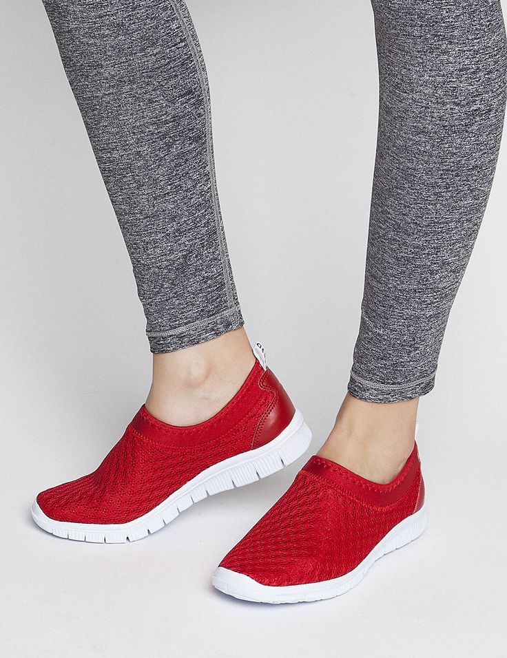Spring Summer New Collection - Ginger Red #keepfred #fred #sneakers #shoes #outfit #style #fashion #new #collection #spring #colors #women #casual #sport #look #active #red