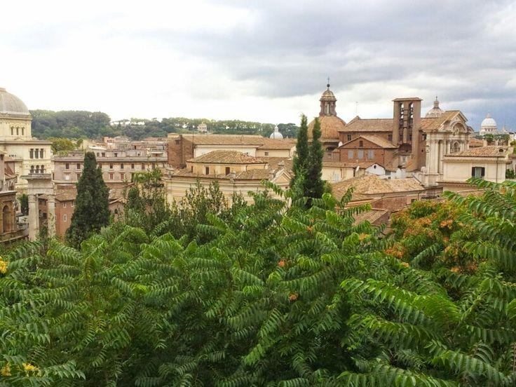 Terrazze romane. ..