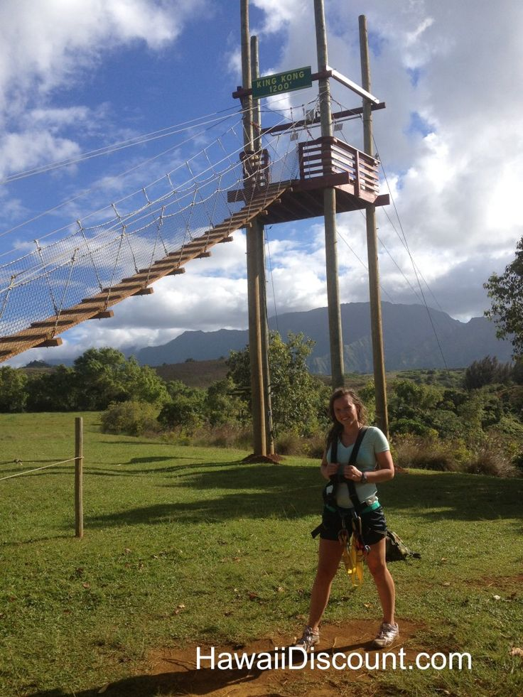 68 best Hawaii Zip Lines images on Pinterest | Touring