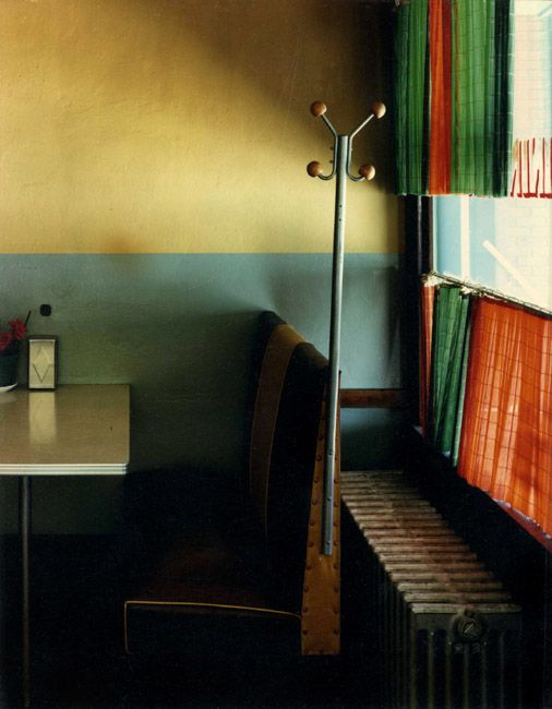 My Regular Spot At My Favorite Restaurant ( THE COMET ).