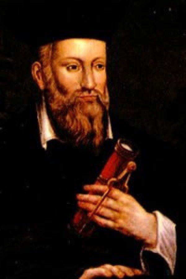 Nostradamus Biographie Prophecy Psychic Psychic Abilities