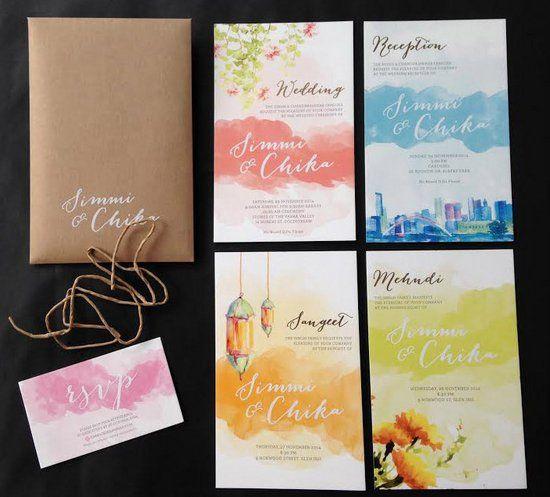 59 best indian wedding cards images on pinterest indian wedding wedding card designs handmade cards and wedding invitation wordings stopboris Gallery