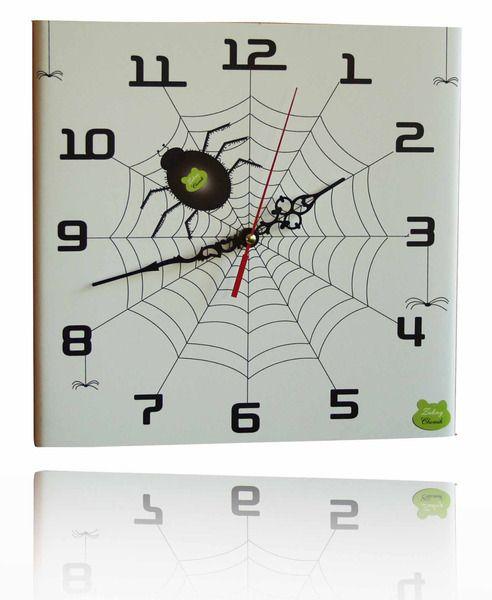 Zegar ścienny Balance w Zielony Chomik na DaWanda.com