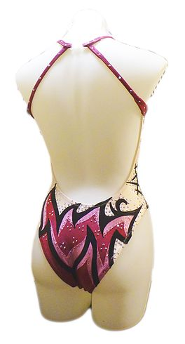 Custom Synchronized Swimming Costumes for the high performance athlete.