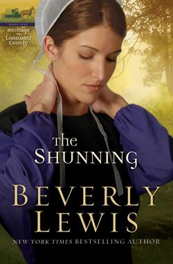 The Shunning by Beverly Lewis....love her books..