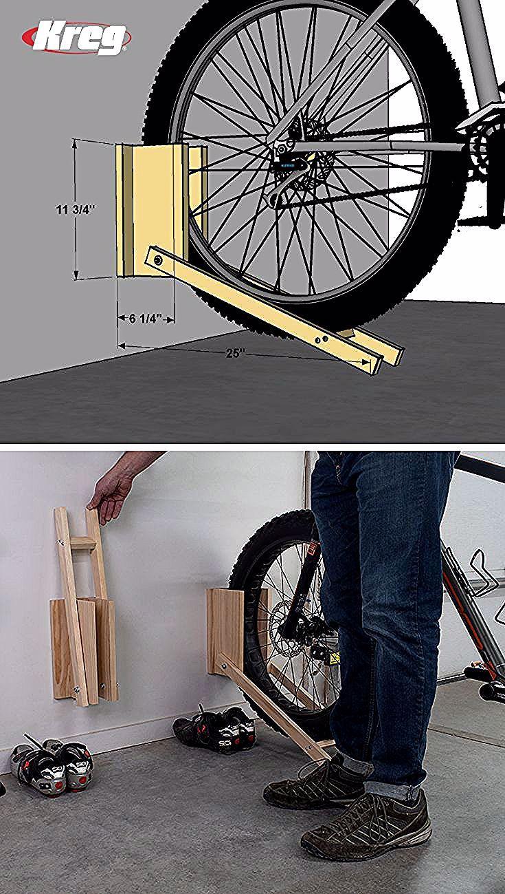 Free Project Plan Bike Racks Einrichtungsideen Diy Bike Rack