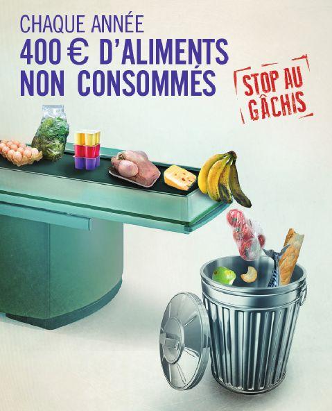Stop au gâchis (SIEVD)