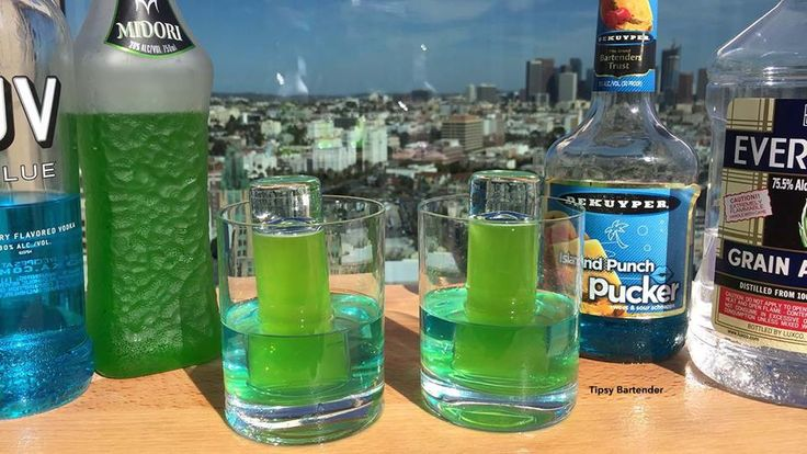 Start your night off with a bang with The Nuclear Reactor Shot! Recipe? Click Here! http://www.tipsybartender.com/The+Nuclear+Reactor+Shot