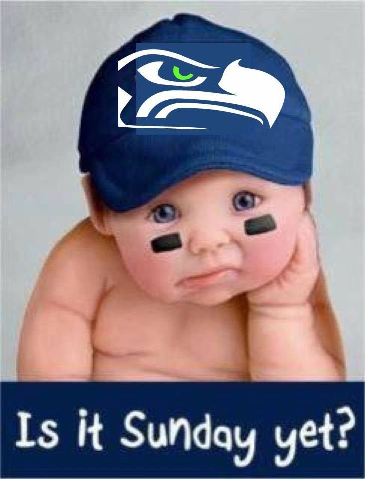 Seahawks…don't like them.