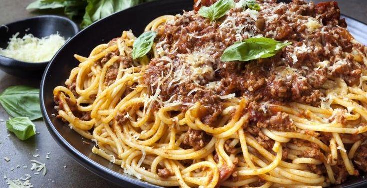 Après plusieurs tests... Voici LA sauce à spaghetti qui fait l'unanimité! - Recettes - Ma Fourchette