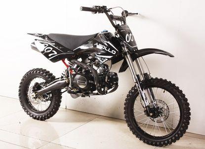 Apollo 125cc Deluxe Pit/Dirt Bike -