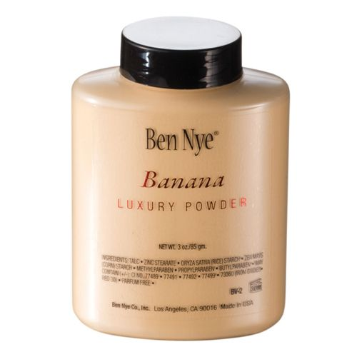Ben Nye - Bella Luxury Banana Powder. Keeps your make up in place all day! Under $15!
