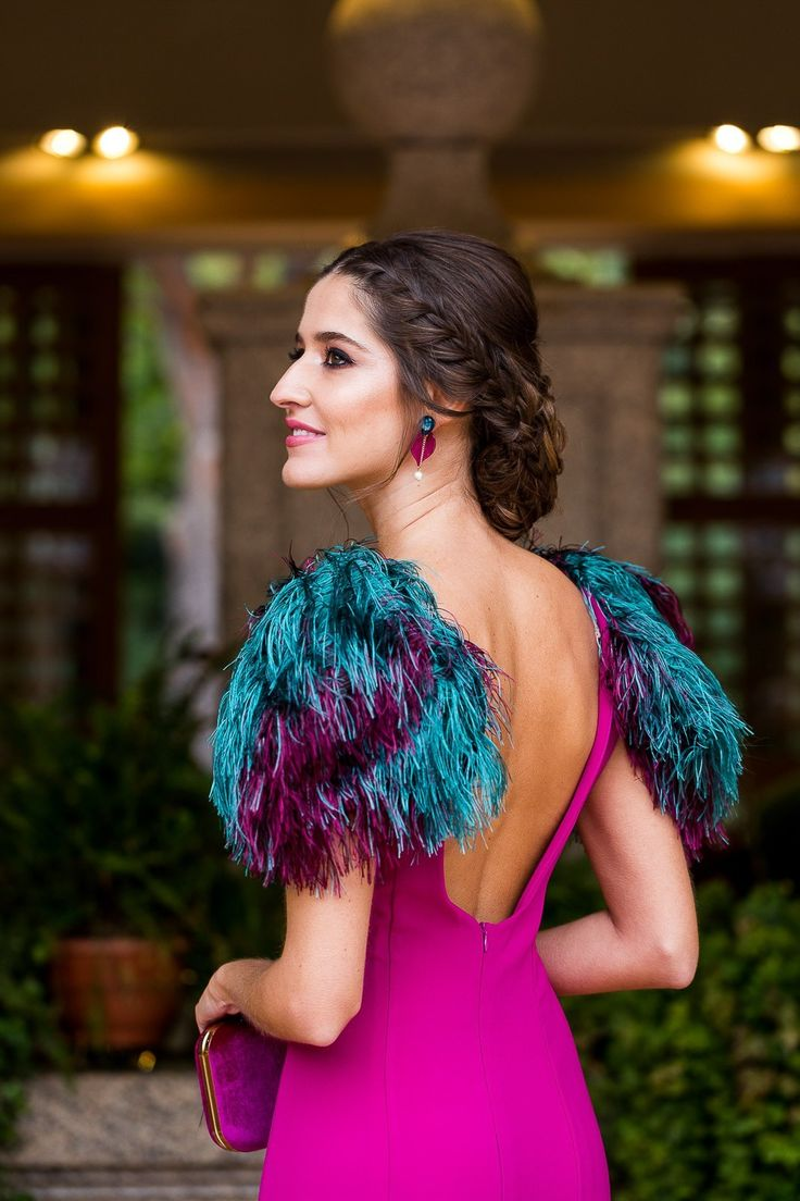 Vestido largo boda noche invitada perfecta classy and fabulous in 2019 vest Gala Dresses, Evening Dresses, Wedding Dresses, Bride Dresses, Fiesta Outfit, Wedding Guest Looks, Lovely Dresses, Party Fashion, Playing Dress Up